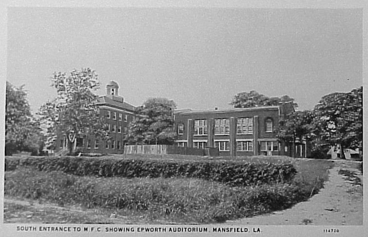 Mansfield Female College Museum 42